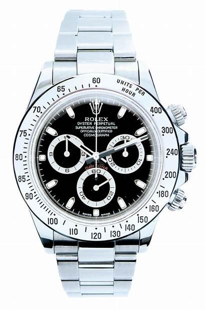 Rolex Daytona Clock Watches Wrist Silver Luxury