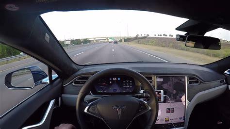 auto pežot latest tesla autopilot 2 0 update tested 32 minute video