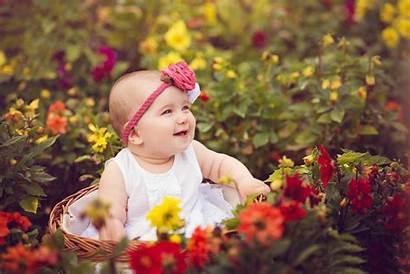 Desktop Babies Background Sweet Face Smiley Wallpapertag