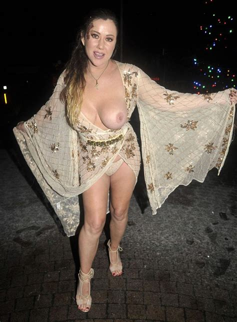 Lisa Appleton Nipple Slip And Upskirt — Ugly Milf Flashes