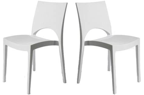 chaise blanche pas cher chaise de cuisine blanche pas cher en ligne