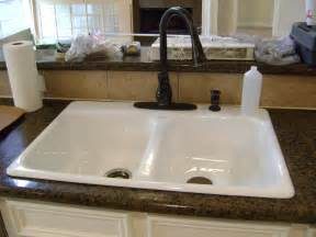 changing kitchen sink faucet a home remodel series part 3 how to replace a kitchen sink and faucet a can do it