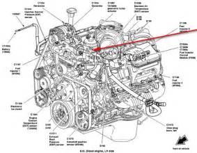 similiar ford 6 0 parts diagram keywords parts diagram moreover 2005 ford f 350 diesel 6 0 engine diagram on 6