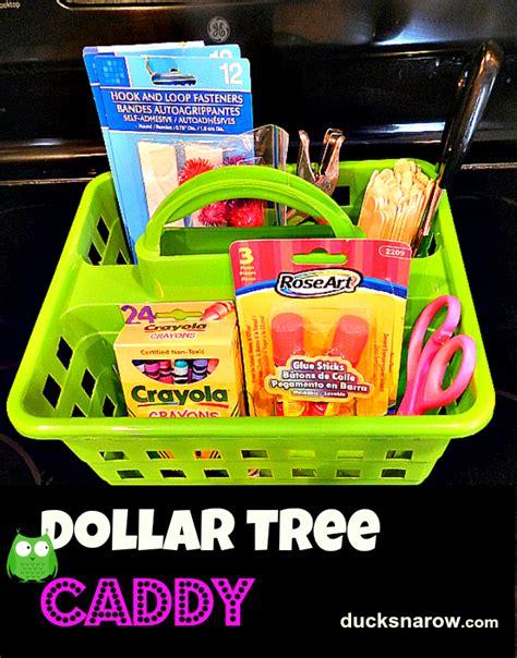 my new dollar tree preschool supplies caddy ducks n a row 985 | Dollar Tree Preschool Caddy