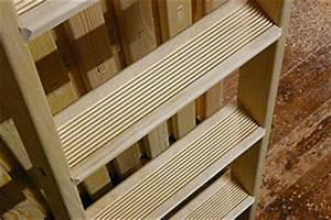 Holzleiter Selber Bauen : hochbettleiter stufen anlegeleiter holzleiter 9 stufen raumspartreppe leiter ebay ~ Frokenaadalensverden.com Haus und Dekorationen