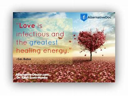 Healing Power Quotes Quote Heals Alternative Greatest