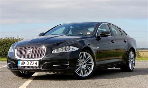 jaguar xj saloon 2010 photos parkers