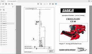 Case Ih Tractor Cross