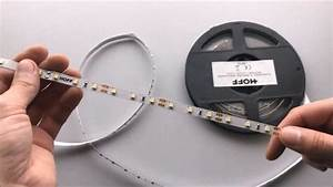 Diy Led Strip  How To Cut  Connect  Solder And Power Led