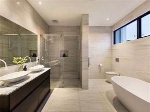 Photo of a bathroom design from a real australian house for Aussie bathrooms