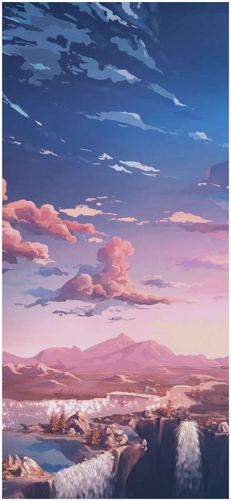p desktop aesthetic anime wallpapers wallpaper cave