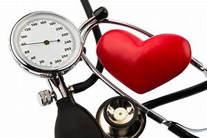 High Blood Pressure In Midlife Linked To Later Decline In
