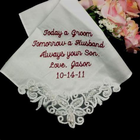 image gallery monogrammed handkerchiefs wedding handkerchief personalized weddingbee photo gallery
