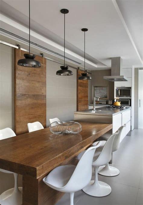 chaises de cuisine en pin chaise et table de cuisine maison design modanes com