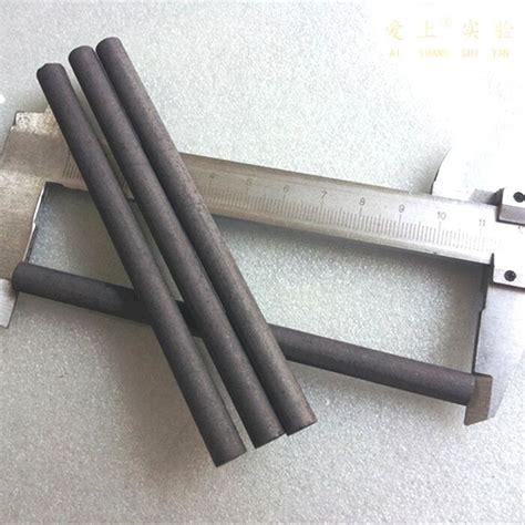 pcs  graphite electrode cylinder rod length mm diameter mm ebay