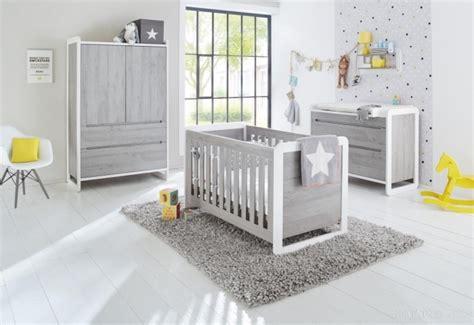 chambre de bébé complète chambre bébé grise curve pinolino 103440b lestendances fr