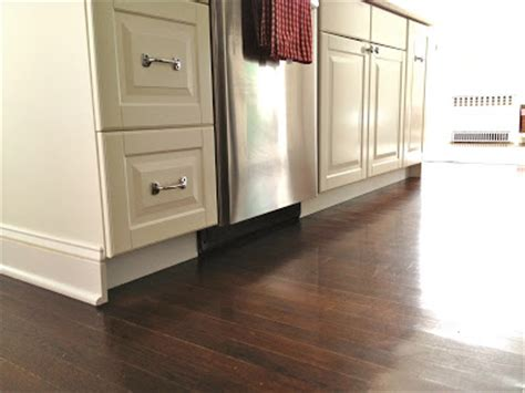 kitchen cabinet toe kick options remodelaholic creating an open kitchen and a winner