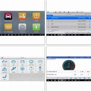 Autel Maxicom Mk808ts Auto Tpms Relearn Tool Universal