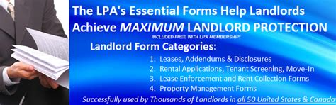 landlord protection agency free forms rental protection agency free rental forms lease