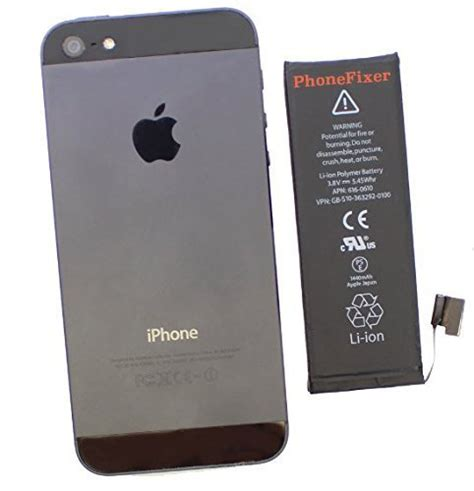 apple iphone 5 battery replacement best apple iphone 5 battery replacement kit 1440 mah