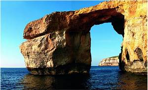 Azure Window Dwejra Photo Courtesy Of Malta Tourism