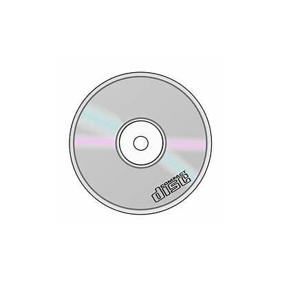 Disc Compact Clip Onlinelabels