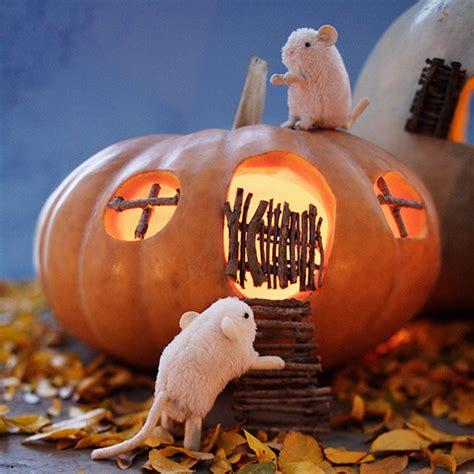 creative pumpkin carving ideas hallmark ideas