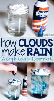 preschool science experiment the best science experiment for a weather unit 482