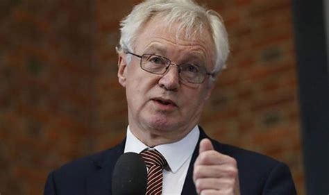 Blair 'LOST CONTROL!' David Davis blasts Labour for ...