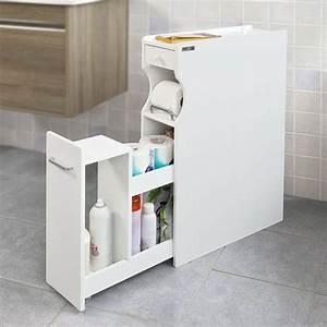 Schmales Regal Bad : schmaler bad schrank mit schublade in 2019 badezimmer schrank badezimmer und schrank mit ~ Watch28wear.com Haus und Dekorationen