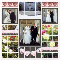wedding scrapbook 7 beautiful wedding scrapbook page ideas you need to scraplift