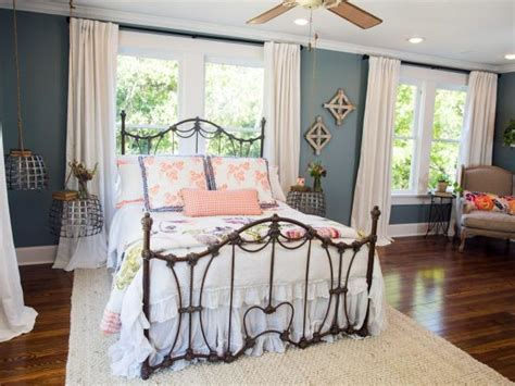 master bedroom  full length window treatments hgtv
