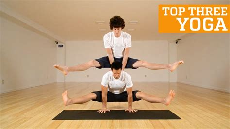 Top Three Amazing Yoga Routines  People Are Awesome Youtube