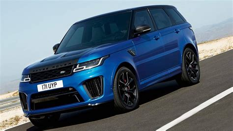 2019 Range Rover Sport by 2019 Range Rover Sport Suv Price In Usa The Best