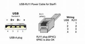Ioptron Usb To Rj11 Wiring  - Mounts