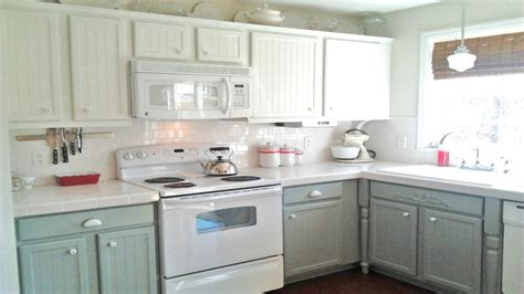 [kitchen Color Schemes With White Cabinets]  28 Images