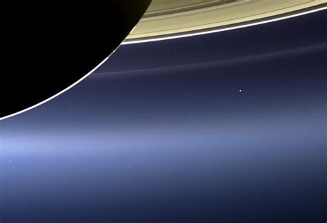 The Day Earth Smiled Nasa Cassini Saturn Mission Images