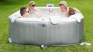 SPA Gonflable 6 Places Jacuzzi Gonflable