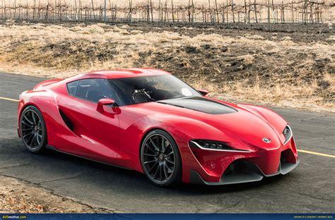 Ausmotivecom Detroit 2018 Toyota Ft 1 Concept