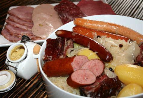 cuisine alsacienne traditionnelle choucroute recette traditionnelle allemande 196 flavors