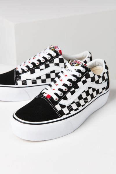 Vans & UO Old Skool Platform Sneaker   Urban Outfitters