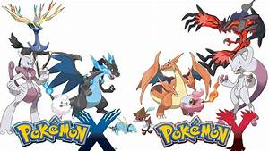 Pokemon X Evolutions Wallpaper