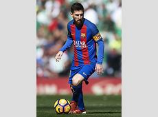 Lionel Messi Photos Real Betis Balompie v FC Barcelona