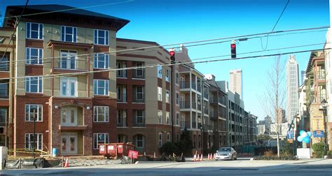 Busting At The Seams With New Apartments