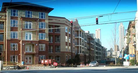 Downtown Atlanta Busting At The Seams With New Apartments