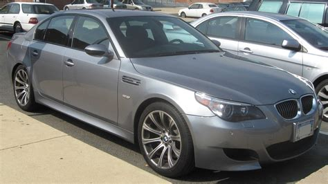 Bmw M5 2008 by 2008 Bmw M5 E60 Pictures Information And Specs Auto