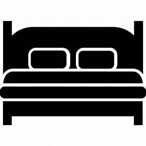 King Size Bedroom Icons Free Download