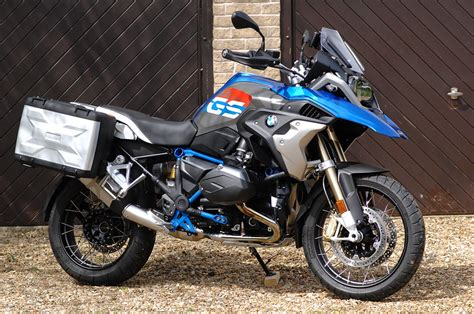 Mcn Fleet Bmw R1200gs Rallye's First Mods Mcn