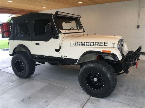 1982 jeep jamboree 1982 jeep jamboree cj 7 na prodej