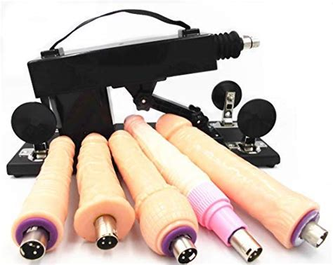 Automatic Adult Massage Machine Gun for Women with Attachments